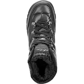 The North Face Thermoball Lace II Shoes Dame shiny tnf black/iron gate grey